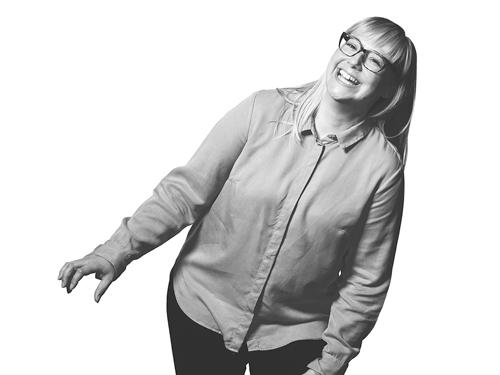 Porträttbild av Linn Engman, byggnadsingenjör på Archus och sakkunnig inom tillgänglighet