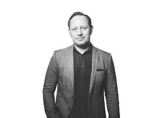Porträttbild av Patrik Mellgren, VD för Archus Partner