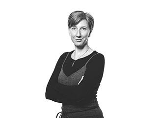 Porträttbild av Anna Kovacs, arkitekt på Archus