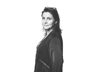 Porträttbild av Anna Ericsson, ekonomichef på Archus