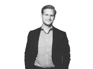 Porträttbild av Martin Stenlund, biträdande affärsutvecklare på Archus