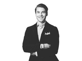Porträttbild av Daniel Steding, biträdande affärsutvecklare på Archus