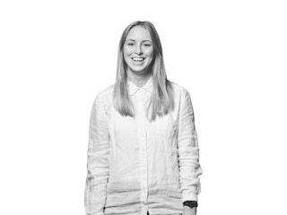Porträttbild av Hanna Axelsson, landskapsarkitekt på Archus