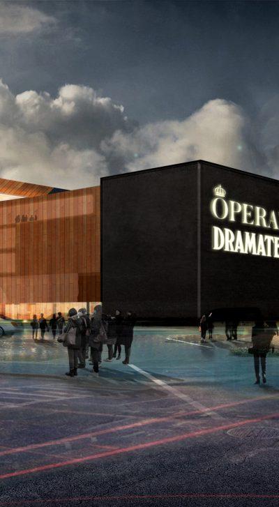 Archus projekt Operan Dramaten