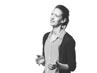 Porträttbild av Jessica Lindh, administrativ controller på Archus