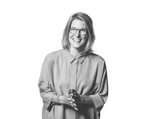 Porträttbild av Katja Maier, arkitekt på Archus