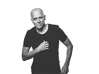 Porträttbild av Mattias Fredberg, arkitekt på Archus