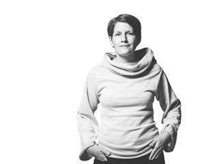 Porträttbild av Åsa Ericson Borgh, inredningsarkitekt och inredare på Archus