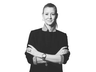 Porträttbild av Nina Ekman, kommunikationschef och Archus presskontakt