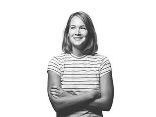 Porträttbild av Matilda Olsson, landskapsarkitekt på Archus