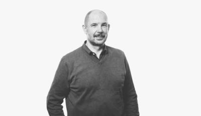Porträttbild av Johan Vestlund, Mark‑, VA-Ingenjör
