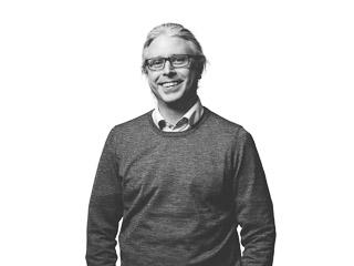 Porträttbild av Niclas Elvsén, mark- och VA-ingenjör på Archus