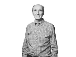 Porträttbild av Pierre Sundin, mark- och VA-ingenjör på Archus