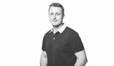 Porträttbild av Mikael Andersson, projektchef på Archus