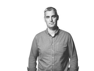 Porträttbild av Robert Wisekrona, projektledare på Archus