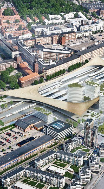Archus-vasteras-stad-rececentrum-kontor-projektutveckling