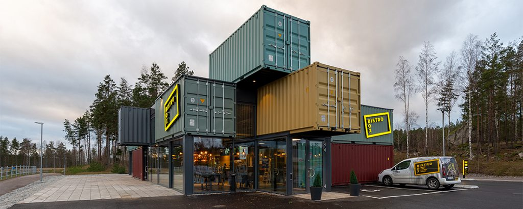 Pressmeddelande: Med en udda, urban arkitektur skapar Archus ett nytt landmärke