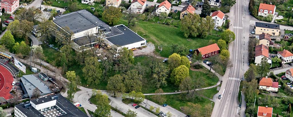 Nyhet: Archus bidrar till upprustningen av Kristiansborgsbadet och utveckling av det omkringliggande området
