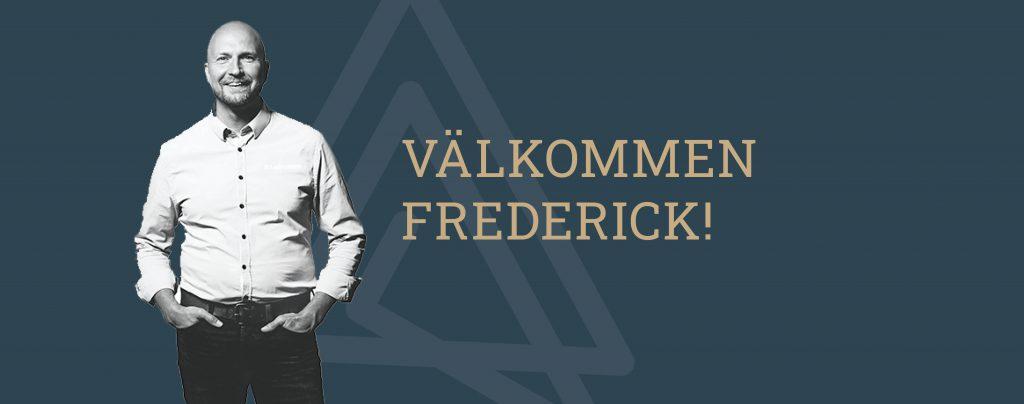 Personporträtt: Möt Frederick Cederborg